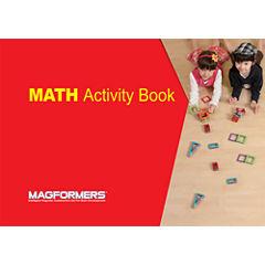 Magformers Math Activity Book