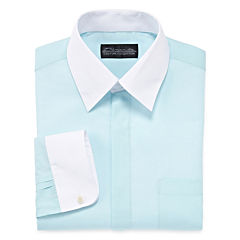 D'Amante Contrast Dress Shirt - Big & Tall