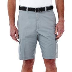 Haggar® Ripstop Cotton Cargo Shorts