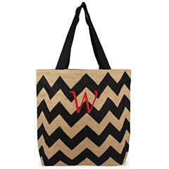 Cathy's Concepts Personalized Chevron Tote