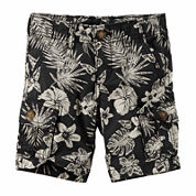 Carter's® Floral Cargo Shorts - Preschool Boys 4-7