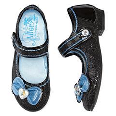 Disney® Alice Girls' Costume Shoes
