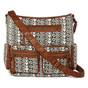 Arizona Front Double Pocket Crossbody Bag