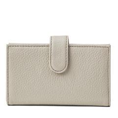 Mundi® Leather Double-Card Case
