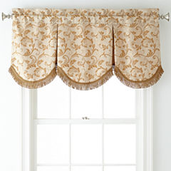 Royal Velvet® Sloane Rod-Pocket Frontenac Valance