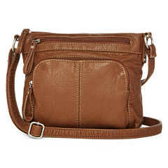 St. John's Bay® Emily Crossbody Bag