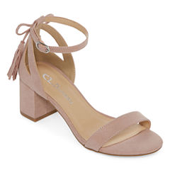CL by Laundry Womens Heeled Sandals