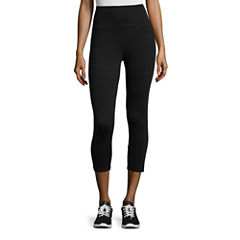 Liz Claiborne® Secretly Slender™ Cropped Leggings
