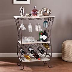 Swanson Wine Storage Table