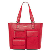 Liz Claiborne® Rose Laptop Tote