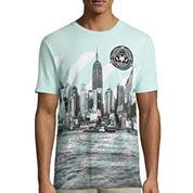 Zoo York® Short-Sleeve Striped Harbor T-Shirt