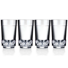 Drinique Unbreakable Elite Set of 4 Shot Glasses