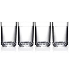 Drinique Unbreakable Elite Set of 4 Pint Glasses