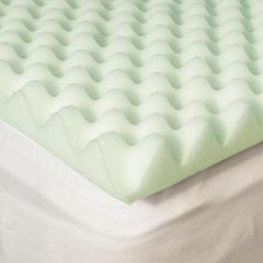 Science of Sleep® Polar Foam™ Multi-Purpose Mattress Overlay Cushion