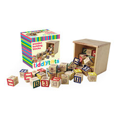 House of Marbles TiddlyTots Wooden Building Blocks