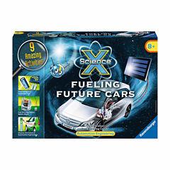 Ravensburger Science X Maxi - Fueling Future Cars