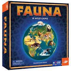 FoxMind Games Fauna