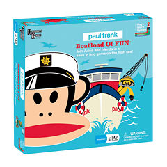 University Games Paul Frank Boatload Of FUN