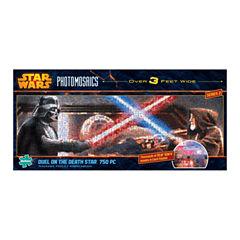 Buffalo Games Star Wars Panoramic Photomosaics - Duel on the Death Star: 750 Pcs