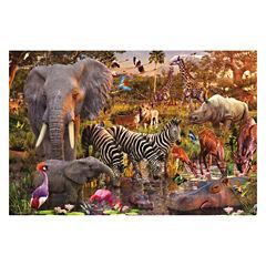 Ravensburger African Animals: 3000 Pcs