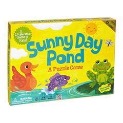 Peaceable Kingdom Sunny Day Pond