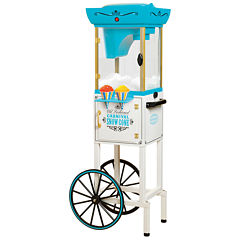 Nostalgia SCC399 48-Inch Tall Vintage Collection Snow Cone Cart