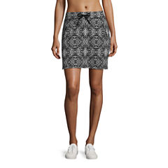 Made For Life Solid Knit Skorts Talls