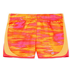 Xersion Pattern Running Shorts - Toddler Girls