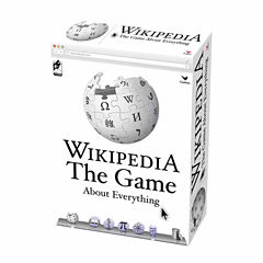 Cardinal Wikipedia: The Game About Everything