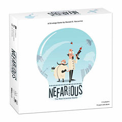 USAopoly Nefarious™: The Mad Scientist Game