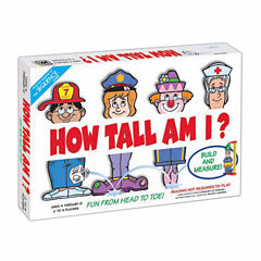 Jax Ltd. How Tall Am I? Game