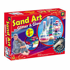 Glitter And Glow Kids Craft Kit