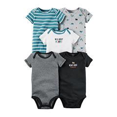 Carter's® 5-pk. Bodysuits - Baby Boys newborn-24m