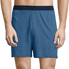 Hanes Cotton 3-pc. Boxers-Big