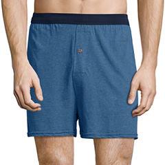 Hanes Cotton 3-pc. Boxers-Big