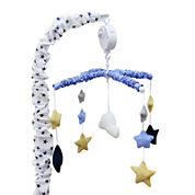 The Peanut Shell® Stargazer Musical Mobile