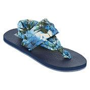 Mixit™ Soft Sling Back Flip Flop Sandals