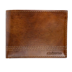 Claiborne® Leather Pocketmate Wallet