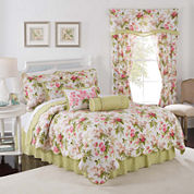 Waverly® Emma's Garden Reversible Quilt Set