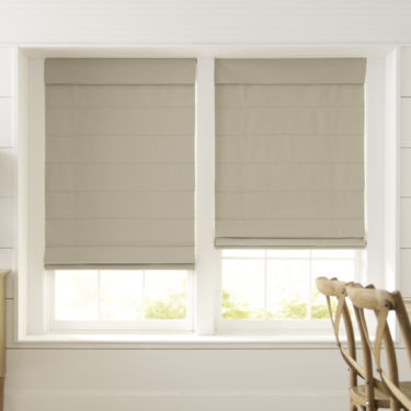 Curtains Ideas curtains jcpenney home collection : JCPenney Home Dover Cordless Roman Shade