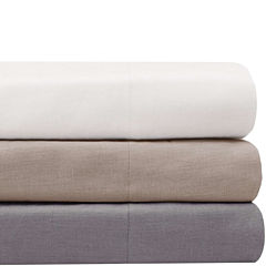 Madison Park Signature Cotton Linen Sheet Collection