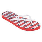 Mixit™ Zori Americana Flip Flops