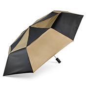 totes® Vented Canopy Auto-Open/Close Umbrella