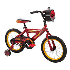 Huffy Disney Cars 3 16In Bike with Race-Ready TireCase