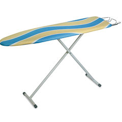 Honey-Can-Do® Ironing Board with Retractable Iron Rest