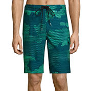 The Foundry Big & Tall Supply Co.™ Eboard Swim Shorts