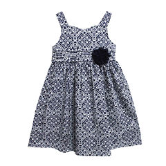Marmellata Sleeveless Sundress - Preschool Girls