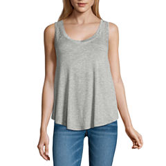 i jeans by Buffalo Lace Insert Tank