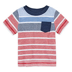 Arizona Boys Short-Sleeve Pocket T-Shirt - Toddler2T-5T