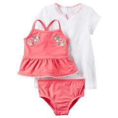 Carter's Girls Tankini Set - Baby
